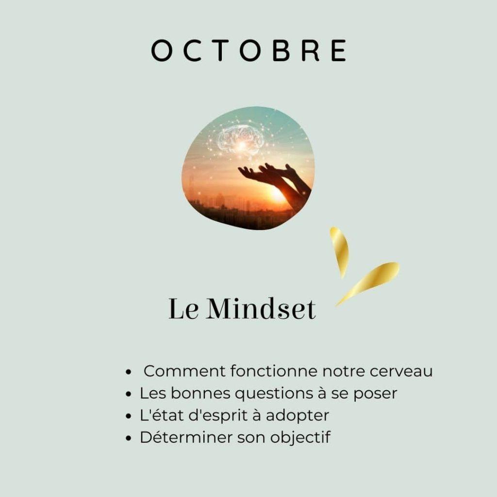 Le mindset octobre